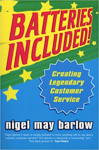 Batteries Included!: Creating Legendary Service